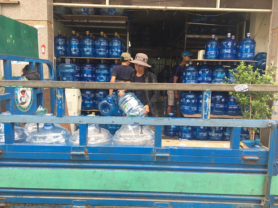 Dịch vụ giao nước vĩnh hảo tại TpHCM