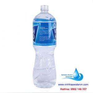 nước suối vĩnh hảo 1.5l