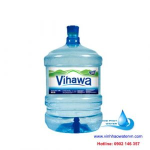 nước tinh khiết vihawa bình 20l