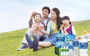 nước khoáng vĩnh hảo tốt cho sức khỏe