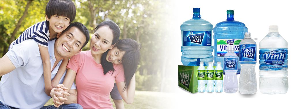 nước khoáng vĩnh hảo tốt cho sức khỏe mỗi gia đình