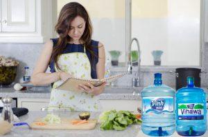 Nước khoáng vĩnh hảo có nấu ăn được không