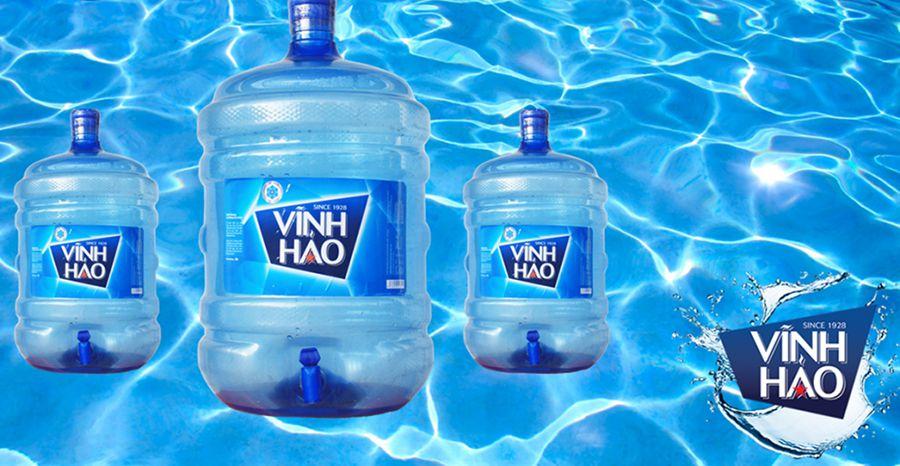 Nước uống thiên nhiên vĩnh hảo