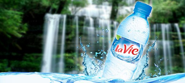 Nước khoáng lavie tốt cho sức khỏe