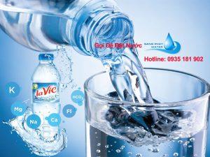 Nước khoáng lavie cung cấp khoáng chất cho cơ thể
