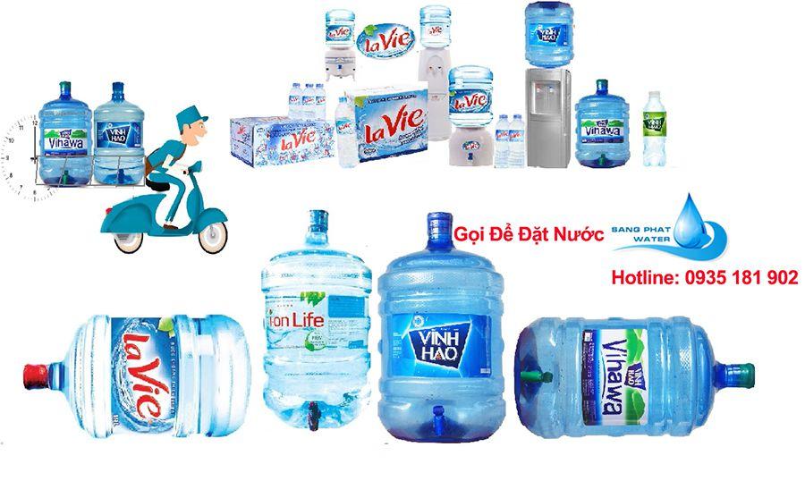 Các loại nước uống tại quận 1