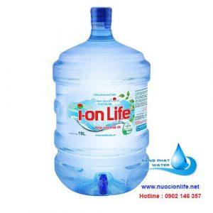 Nước uống Ion Life bình 19 lít